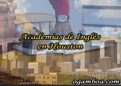 donde estudiar ingles en Houston