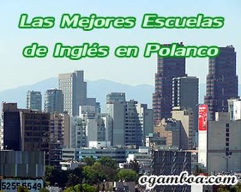 cursos de ingles en polanco df