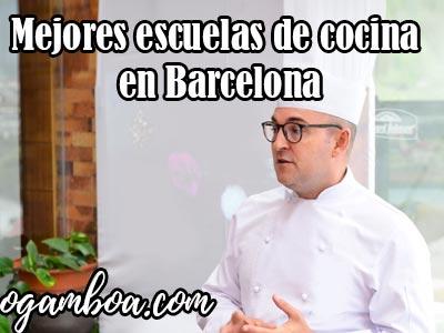 universidades de gastronomía en Barcelona