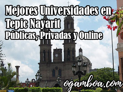 Universidades en Tepic Nayarit