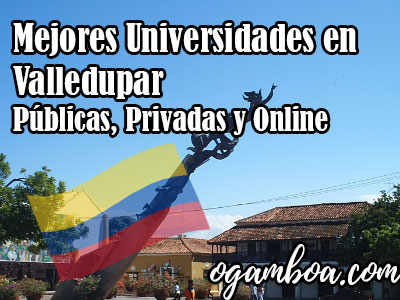 Universidades en Valledupar